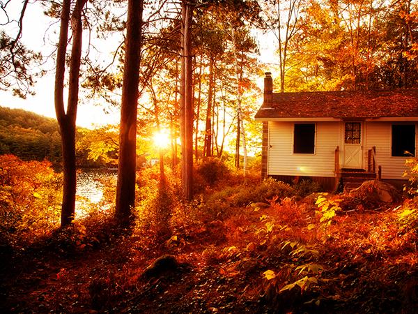 Las 8 reglas de oro para preparar tu hogar para este oto o - Fotos bonitas de otono ...