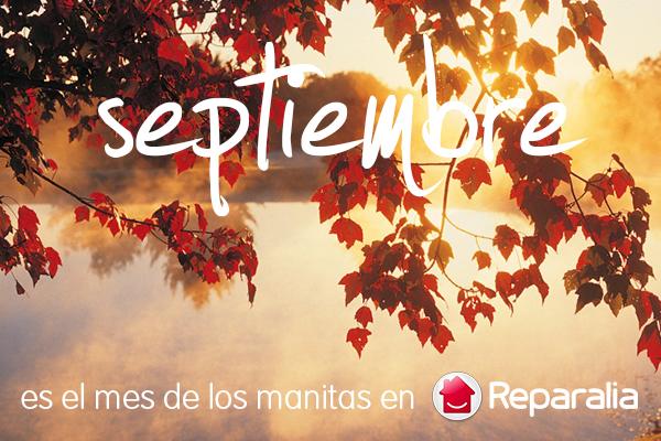 Septiembre es el mes de los manitas en Reparalia: aprende de los mejores profesionales del hogar de todo el país los mejores consejos para tu casa, trucos de ahorro, ideas DIY para mejorar tu casa, planes de reforma…