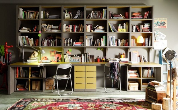 Organizaci n un hogar con mucho oficio - Trucos de decoracion para el hogar ...