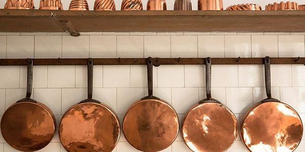 Limpieza un hogar con mucho oficio - Limpieza de cobre ...