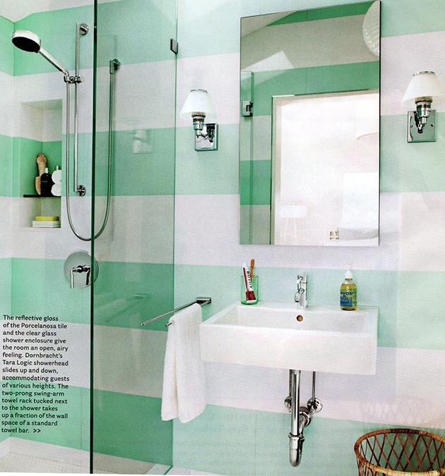 Azulejos Baño Verde Agua:Inspiración: 3 sencillos pasos para mejorar y reinventar tu baño
