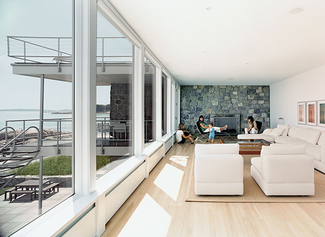 Los ocho estilos decorativos que triunfan un hogar con for Casa minimalista que es