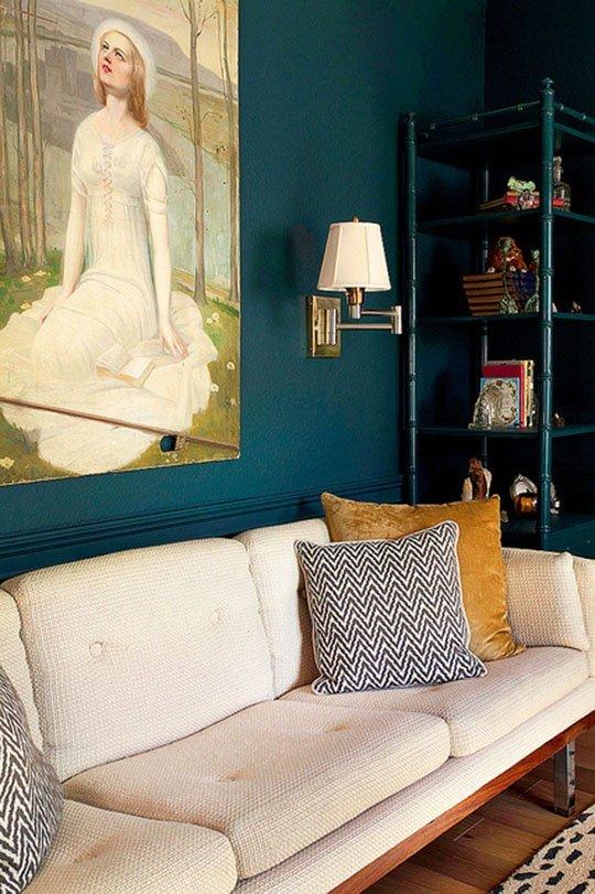 Espacio un hogar con mucho oficio for Decoracion del hogar espacios pequenos