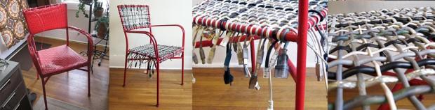 Los mejores reparadores de toda España están en Reparalia, y hoy te traen un poco de inspiración para ahorrar y reciclar, reutilizando muebles de la forma más original que puedas imaginar, como esta silla.