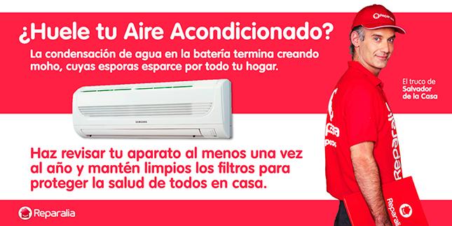 Los especialistas en Aire Acondicionado y climatización de Reparalia, disponibles en toda España y muy cerca de ti, resuelven las dudas y problemas más habituales en los aparatos de cualquier hogar.