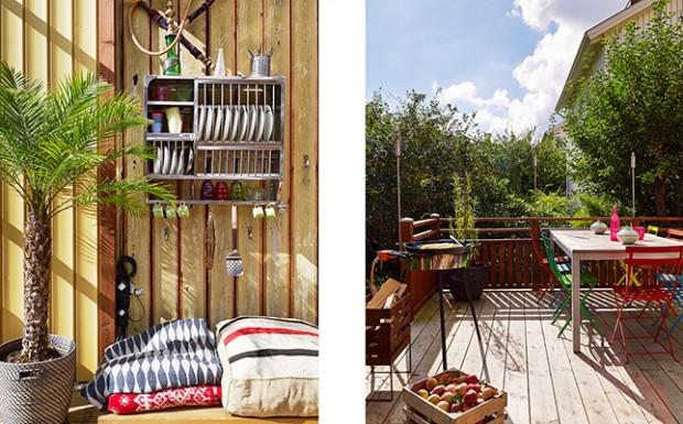 Ideas para decorar la terraza de tu casa jujuy al momento for Ideas para decorar terrazas