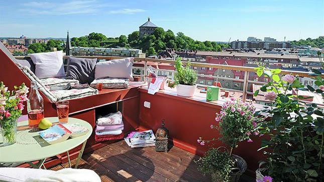 7 Ideas Y Un Ejemplo Para Decorar Tu Balcón O Terraza