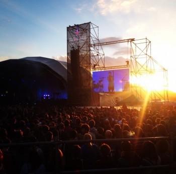 Vetusta Morla, Bilbao BBK Live 2014