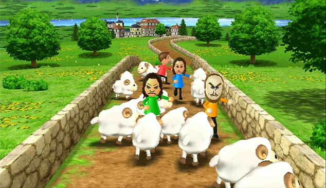 Donde Los Suenos Se Hacen Realidad Valoracion De Juegos Wii Party