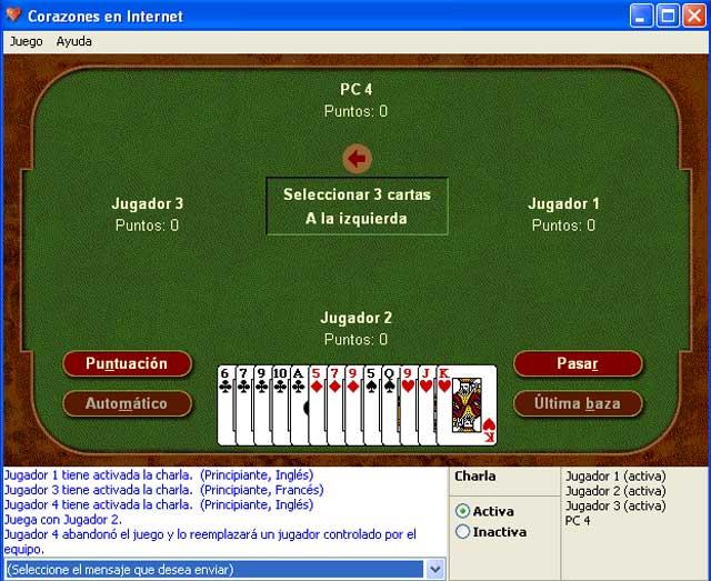 jugar al mus en internet: