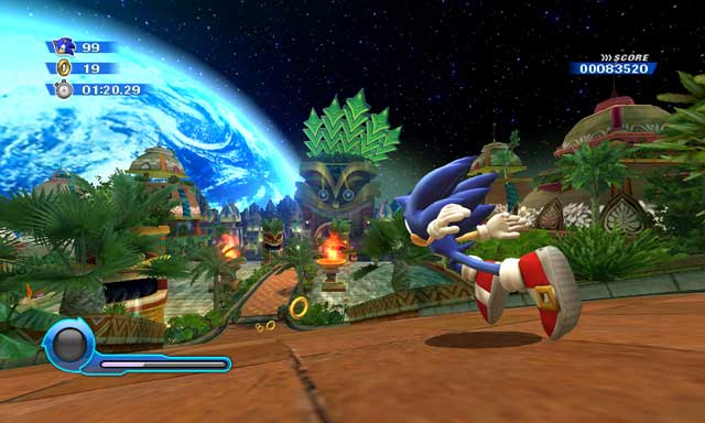 Personajes que se merecen un descanso Sonic the Hedgehog  20 hit