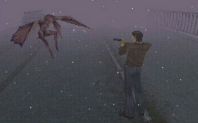 silent hill ps1 1
