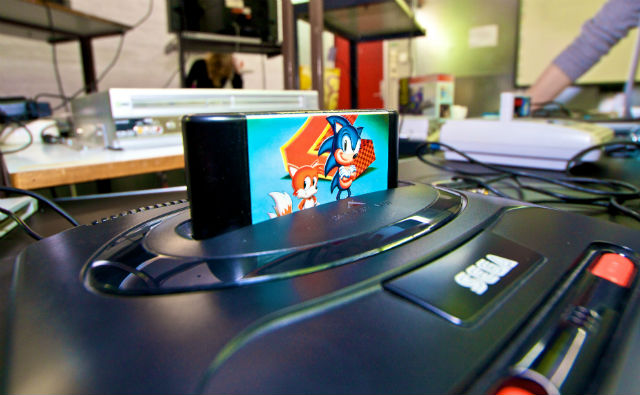 mega drive flickr