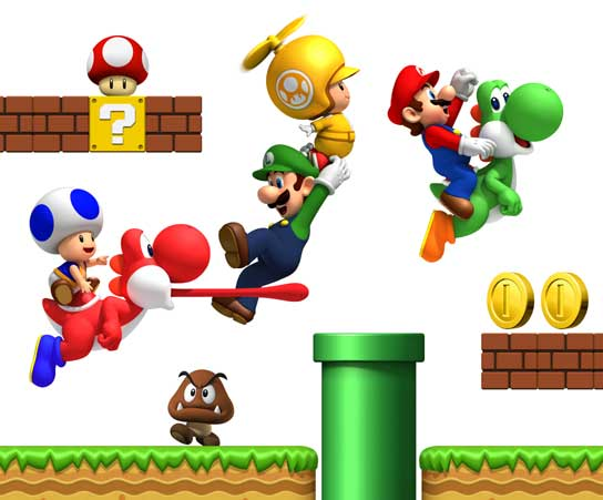 Mario Y Zelda Nunca Fallan 20 Hit Combo