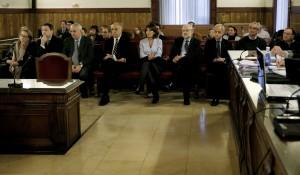 Juicio del caso Cooperación