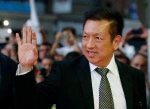 Peter Lim, aclamado en Mestalla