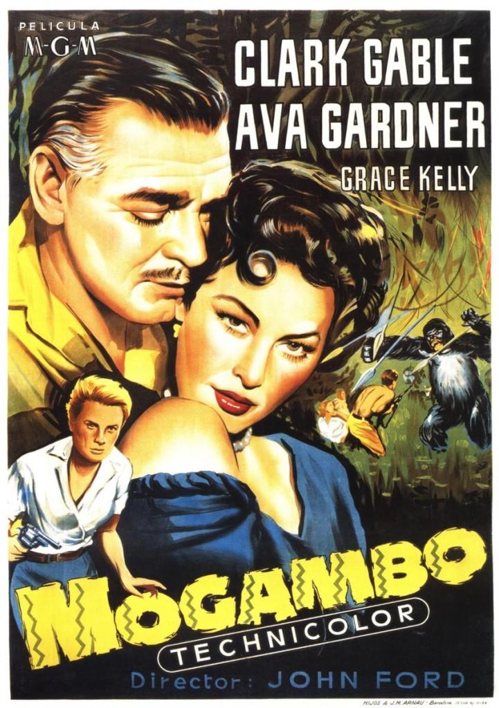 Cuando la censura española metió la pata con la película 'Mogambo' [Anécdota]