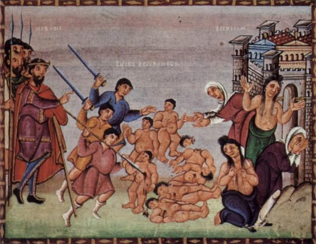 ¿Cuál es el origen del día de los 'Santos Inocentes'?
