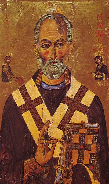 San Nicolás de Bari -  El origen de Papá Noel