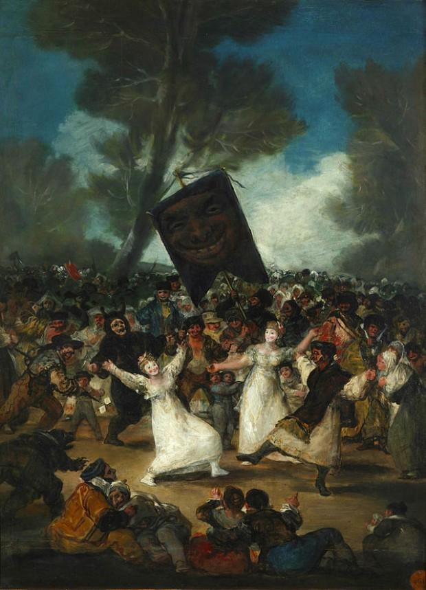 Miércoles de Ceniza, último día de carnaval [El origen del entierro de la sardina]