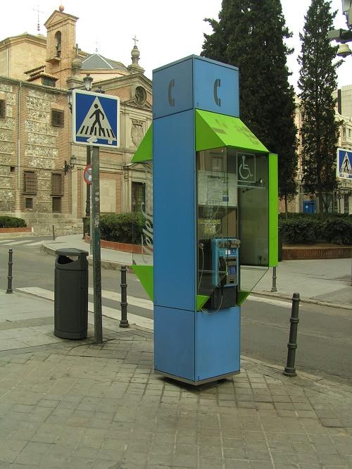 Cuál es el origen de las 'cabinas telefónicas'