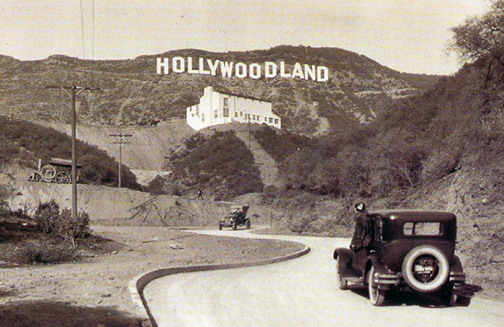 Cuando Hollywood se llamaba Hollywoodland