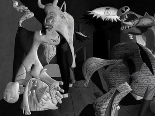 Experiencia Tridimensional con el Guernica de Picasso