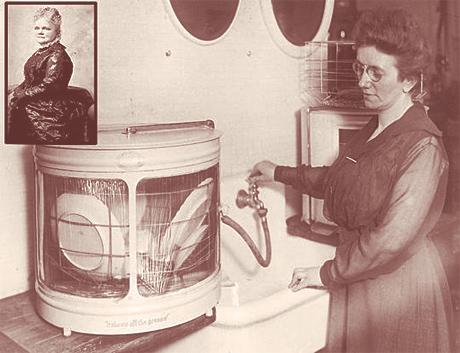 ¿Cuál es el origen del lavavajillas?