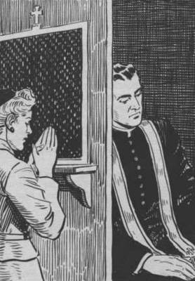 ¿Cuál es el origen del confesonario?