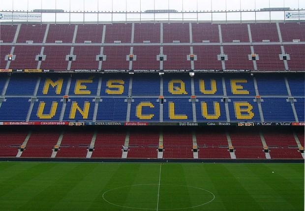 """¿Cuál es el origen del eslogan """"Més que un club"""" del F.C. Barcelona?"""