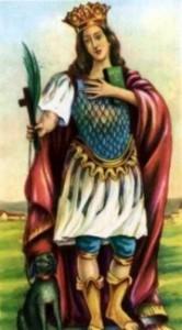 San Vito, santo al que se encomendaban para sanar enfermedades raras