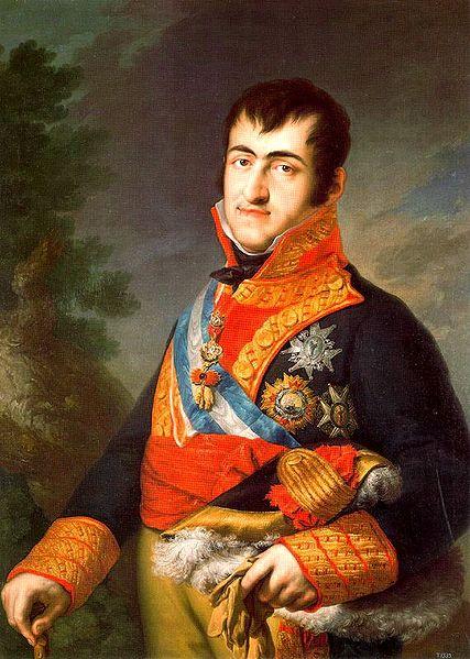 El origen de la expresión 'Así se las ponían a Fernando VII'