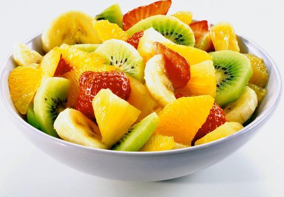 ensalada de frutas   Ya está el listo que todo lo sabe