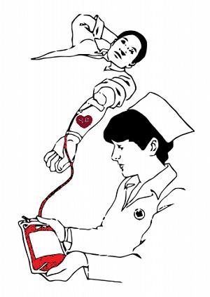 ¿Pueden donar sangre las personas con tatuajes?
