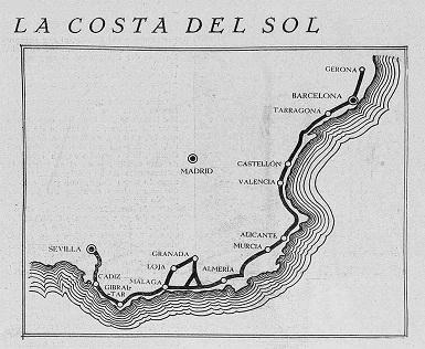 """El día que nació la """"Costa del Sol"""""""