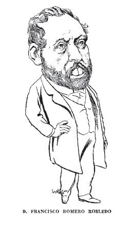 La anécdota de Romero Robledo y Francisco Silvela; compañeros de partido a la vez que rivales políticos
