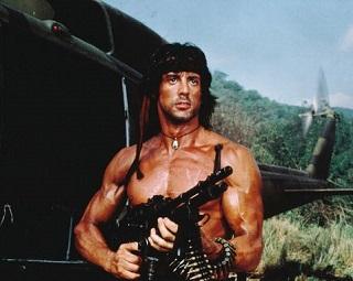 """¿Sabías que Rambo nunca dijo la frase """"¡No siento las piernas!""""?"""