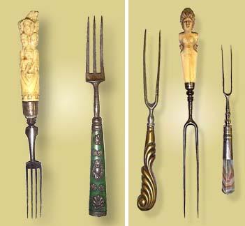 ¿Cuál es el origen del tenedor?