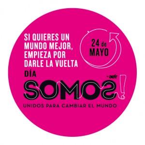 Hoy es un día para ser solidario, hoy es el #DíaSOMOS