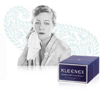 Kleenex vintage