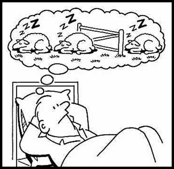 ¿De dónde proviene la idea de que contar ovejitas ayuda a conciliar el sueño?