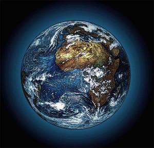 ¿Por qué llamamos 'planeta' a la Tierra si es redonda y no plana?