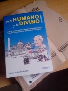 De lo humano y lo divino de Javier Sanz