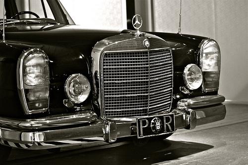 La curiosa historia sobre el origen de la marca de for Mercedes benz alexandria la