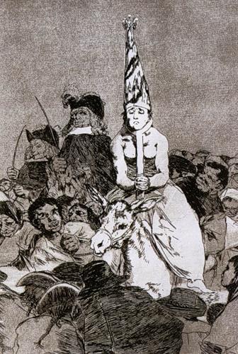 ¿Cuál es el origen de la expresión 'ser un tonto de capirote'?