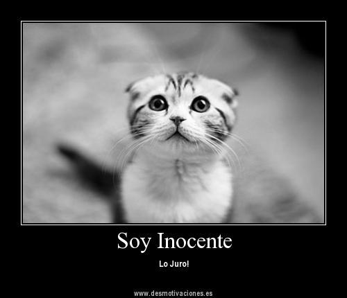 ¿Cuál es el origen del término 'inocente'?