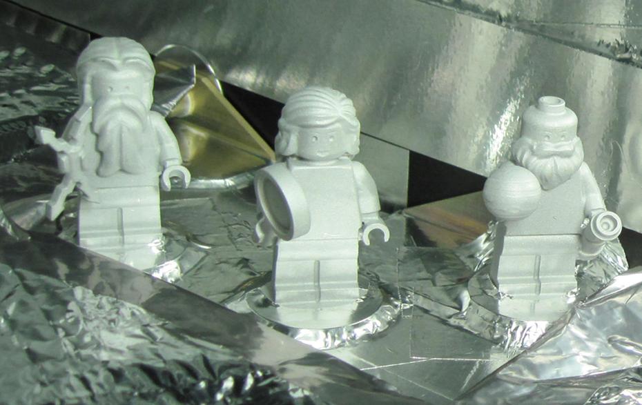 Un puñado de sorprendentes cosas curiosas que se han enviado al espacio
