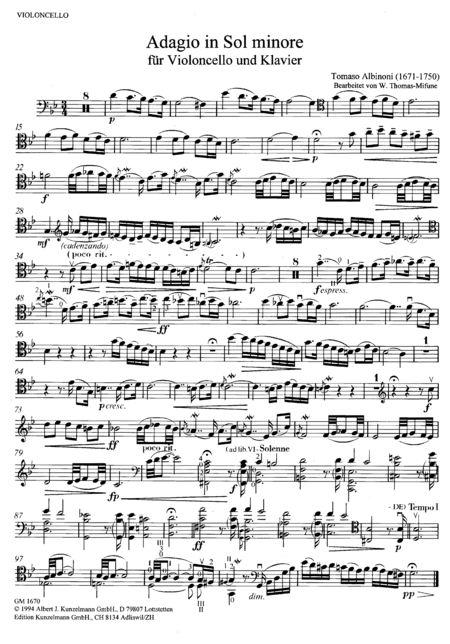 ¿Sabías que el famoso 'Adagio' no fue compuesto por Albinoni?
