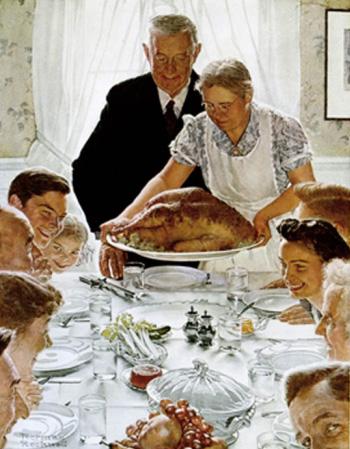 Cuál Es El Origen Del Tradicional Día De Acción De Gracias Que Se Celebra En Norteamérica