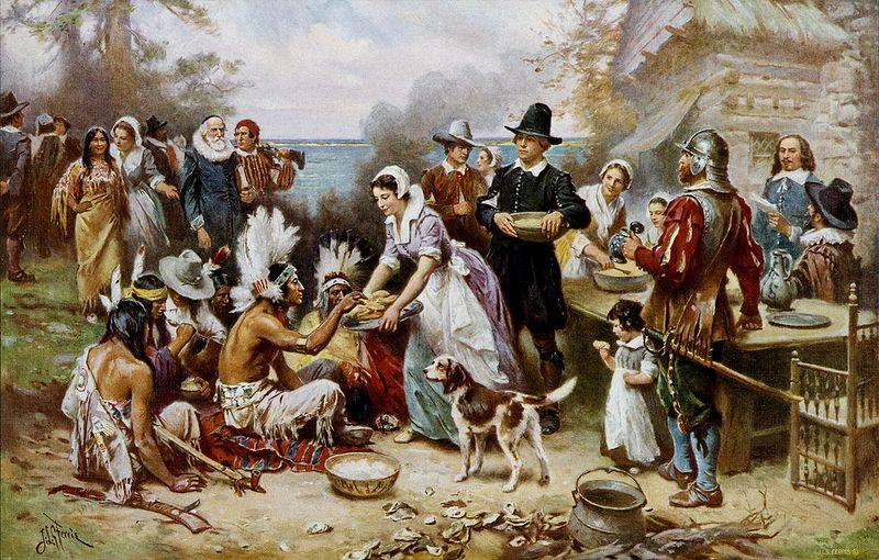¿Cuál es el origen del tradicional 'Día de Acción de Gracias' que se celebra en Norteamérica?